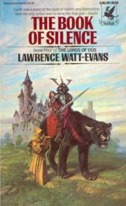 Lawrence Watt Evans Book
